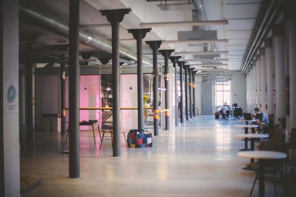 Kreativni center Poligon. Foto: David Lotrič